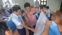 Huyện Quỳ Hợp đối thoại với người dân, giải quyết mâu thuẫn đất đai ở Long Thành