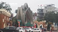 Thành phố Vinh kiểm tra toàn diện dự án Công viên Trung tâm