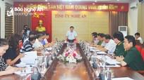 Thường trực Tỉnh ủy Nghệ An sẽ theo dõi, chỉ đạo vụ án liên quan Đề án hỗ trợ đồng bào Ơ Đu