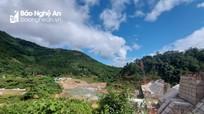 Tỉnh ủy Nghệ An yêu cầu không nghiên cứu, khảo sát thêm dự án thủy điện