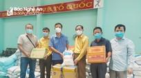 Huyện Tương Dương tri ân những tấm lòng vàng đã giúp đỡ đồng bào bản Chăm Puông