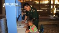Huyện Con Cuông xây dựng 2 kịch bản dạy – học cho năm học 2021-2022