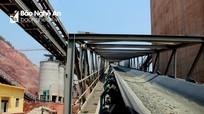Tập đoàn The Vissai đề xuất khảo sát mỏ đá vôi tại Tân Kỳ phục vụ sản xuất xi măng