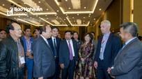 Dự kiến đón 800 đại biểu dự Hội nghị gặp mặt các nhà đầu tư ở Nghệ An