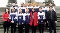 Học sinh Trường THPT chuyên Phan Bội Châu được chọn vào đội  tuyển Olympic Quốc tế
