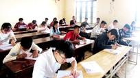 Thông tin ngày đầu thi tuyển sinh lớp 10 THPT ở Nghệ An