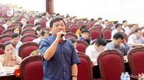 Bí thư Thành ủy Vinh: Còn tình trạng vô trách nhiệm trong giải quyết ý kiến của cử tri