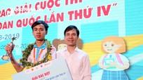 Học sinh trường Phan giành giải Đặc biệt cuộc thi Giao thông học đường