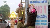 Nghệ An: 29 ngày quyết liệt giải tỏa hành lang ATGT trước Tết Nguyên đán