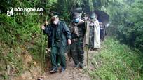 Bộ Tư lệnh Bộ đội Biên phòng kiểm tra công tác phòng, chống Covid-19 tại Nghệ An