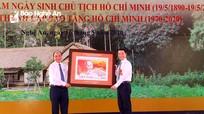 Phát hành bộ tem kỷ niệm 130 năm ngày sinh Chủ tịch Hồ Chí Minh