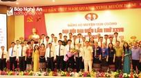 Bế mạc Đại hội Đại biểu Đảng bộ huyện Con Cuông lần thứ XXVII