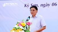 Phó Bí thư Tỉnh ủy Nguyễn Văn Thông: 'Nhân lên tình yêu, trách nhiệm với cộng đồng trong thế hệ trẻ'