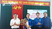 Bầu tân Bí thư huyện đoàn Nghĩa Đàn nhiệm kỳ 2017 - 2022