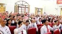 Khai mạc phiên trù bị Đại hội đại biểu Đảng bộ huyện Kỳ Sơn, nhiệm kỳ 2020-2025