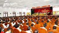 Đại hội đại biểu Đảng bộ huyện Quỳ Hợp nhiệm kỳ 2020 - 2025 khai mạc phiên trù bị