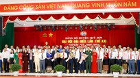 Phiên chính thức Đại hội đại biểu Đảng bộ huyện Quỳ Hợp, nhiệm kỳ 2020 - 2025