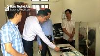 Ban Tuyên giáo Tỉnh ủy kiểm tra công tác tuyên truyền Đại hội đại biểu Đảng bộ tỉnh lần thứ XIX