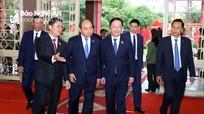 Thủ tướng Chính phủ cùng các đồng chí lãnh đạo Trung ương dự Đại hội Đảng bộ tỉnh Nghệ An