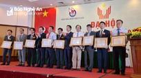 Hội Nhà báo Nghệ An nhận Bằng khen trong phong trào thi đua yêu nước