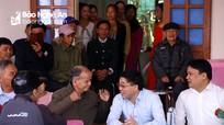 Phó Bí thư Thường trực Tỉnh ủy Nguyễn Văn Thông dự Ngày hội Đại đoàn kết tại Đô Lương