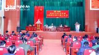 Đại biểu Quốc hội tiếp xúc cử tri thị trấn Yên Thành