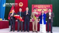 Bầu bổ sung Phó Chủ tịch UBND huyện Tân Kỳ
