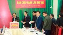Hội nghị lần thứ hai Ban Chấp hành Đảng bộ Khối Các cơ quan tỉnh Nghệ An