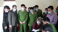 Bộ Công an kiểm tra công tác cấp Căn cước công dân có gắn chíp điện tử tại Nghệ An