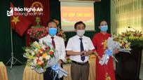 Bầu các chức danh HĐND, UBND huyện Quỳ Hợp nhiệm kỳ 2021-2026