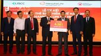 4.581 người cận nghèo Nghệ An được trao thẻ Bảo hiểm Y tế năm 2018