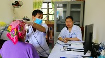 Bảo Việt Nhân thọ Bắc Nghệ An khám bệnh miễn phí cho 300 người nghèo ở Quỳnh Lưu