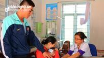 Y tế Quỳnh Lưu chuẩn bị sẵn sàng cho đợt tiêm phòng vắc-xin ComBE Five năm 2019