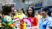 Khai mạc hội thao ngành Ngân hàng Nghệ An năm 2019