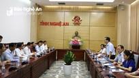 Hiệp hội doanh nghiệp TP. Hồ Chí Minh và Nghệ An tăng cường kết nối đầu tư
