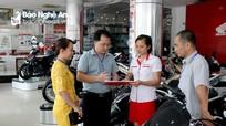 Nghệ An thành lập 2 đoàn công tác rà soát việc thu ngân sách
