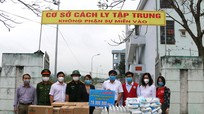 Hoạt động ủng hộ phòng chống dịch Covid - 19 tại các địa phương