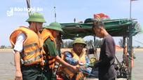 Nghệ An: Rà soát trên biển, tiếp tục phát hiện 8 tàu đánh cá vi phạm quy định