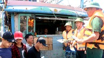 Nghệ An: Hơn 70% tàu đánh xa bờ dài trên 15m lắp đặt thiết bị giám sát hành trình