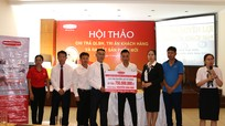 Bảo hiểm Dai – ichi Việt Nam chi trả 750 triệu đồng quyền lợi bảo hiểm cho khách hàng rủi ro