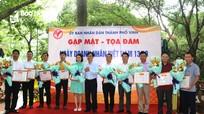 TP Vinh tôn vinh 20 doanh nghiệp, doanh nhân tiêu biểu