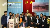 Nghệ An và Lâm Đồng ký thỏa thuận hợp tác xúc tiến đầu tư, thương mại và du lịch