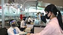 Một số chuyến bay từ TP. Hồ Chí Minh về Vinh phải dồn chuyến, chậm giờ