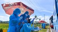 Nghệ An xây dựng kế hoạch đón lao động từ KCN các tỉnh trở về do dịch