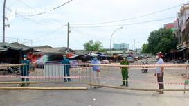 Nghệ An tìm người từng đến chợ đầu mối thành phố Vinh từ ngày 1-23/6