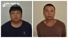 3 người Trung Quốc đến Nghệ An đánh cắp dữ liệu ATM