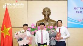 Nghệ An thành lập Trung tâm Xúc tiến Đầu tư, Thương mại và Du lịch