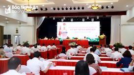HĐND tỉnh Nghệ An khóa XVII tổ chức kỳ họp thứ 21