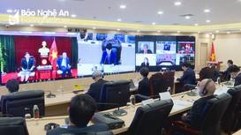 Nghệ An kêu gọi các doanh nghiệp Đài Loan vào đầu tư