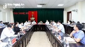 Chủ tịch UBND tỉnh Nguyễn Đức Trung tiếp công dân phiên định kỳ tháng 6/2021
